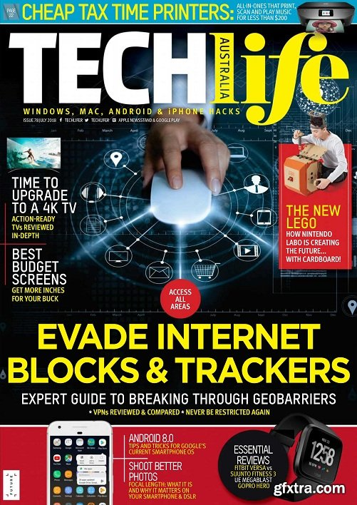 TechLife Australia - July 2018