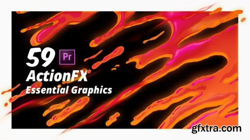 Videohive ActionFX | Fire Smoke Water Effects for Premiere Pro 21789128