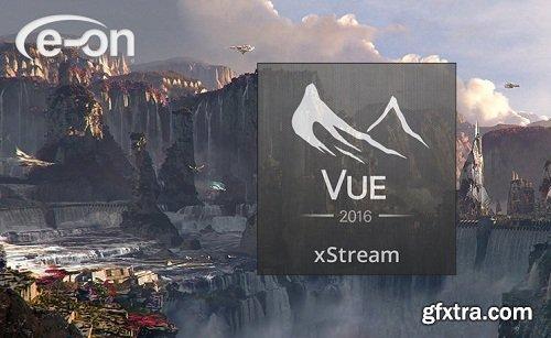 Vue xStream Pro 2016 R5 Build 502024