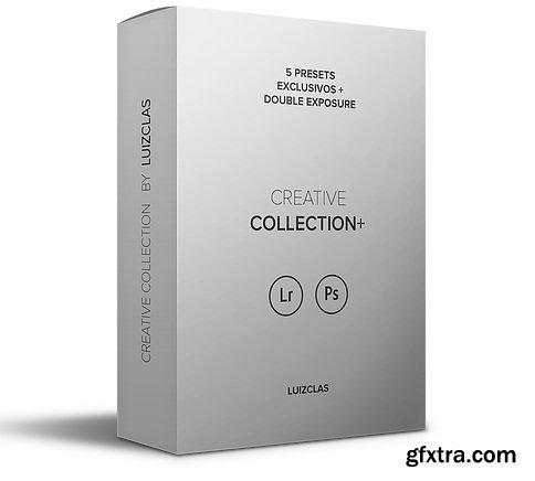 LuizClas CREATIVE COLLECTION ACR Presets (Photoshop)
