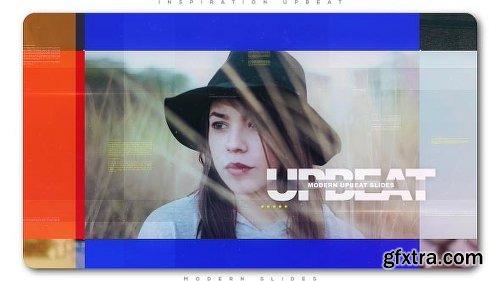 Videohive Modern Upbeat Slides 21420129