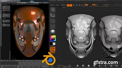 Introduction To Blender For Zbrush Users