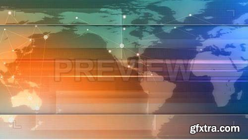 International Connects Background - Motion Graphics 88296