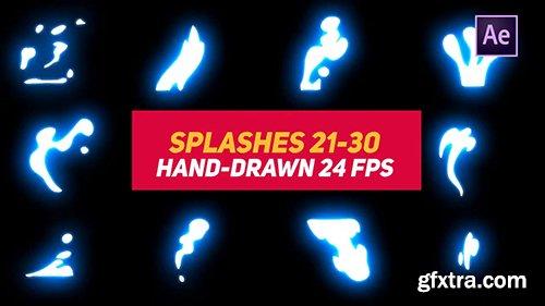 Liquid Elements 2 Splashes 21-30 87402