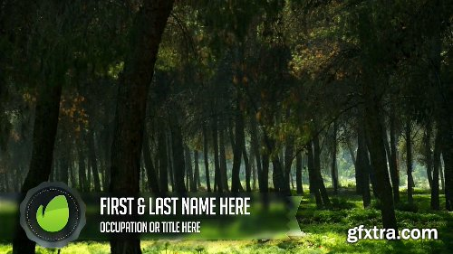 Videohive Sunny Day Titles 13341312