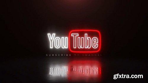 Videohive Neon Logo 21781367