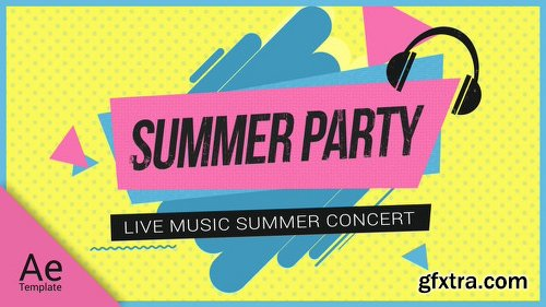 Videohive Summer Party 19939463