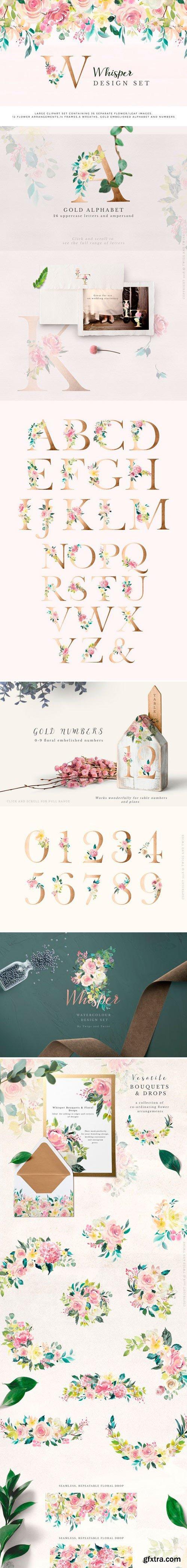 CM - Watercolor Design Project - Whisper 2492472