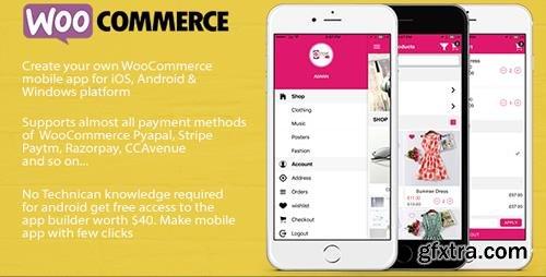 CodeCanyon - ionic 3 App for WooCommerce v4.4 - 19128672