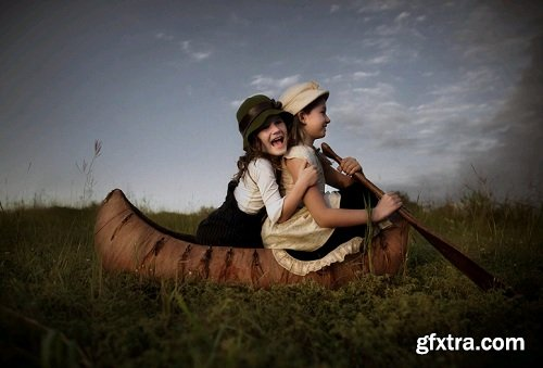 Jinky Art - Row your Boat: Post Processing Video..