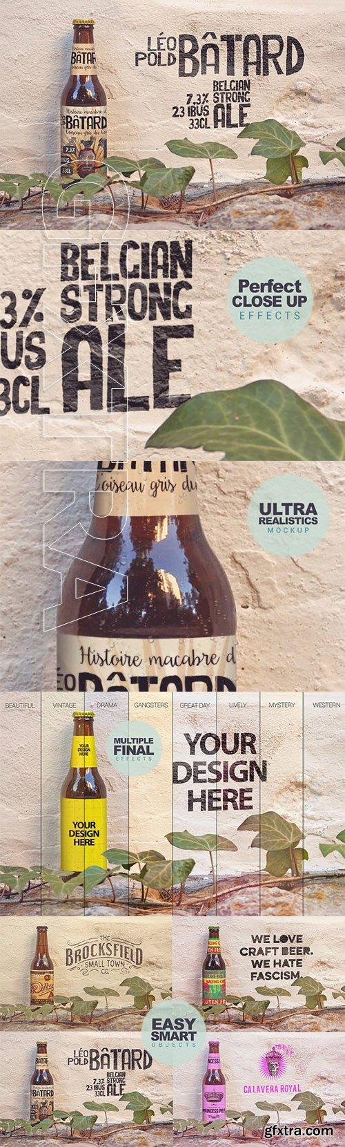 CM - Formentera Beer & Logo Mockup 2 2636864