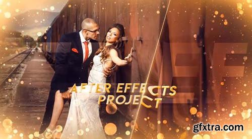 Wedding Slideshow - After Effects 88543