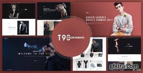 ThemeForest - T90 v1.0 - Fashion Responsive OpenCart Theme - 22034738