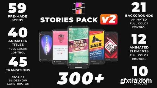 Videohive Instagram Stories V2 21895564