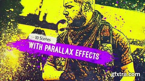 Videohive Parallax Trailer 14124618