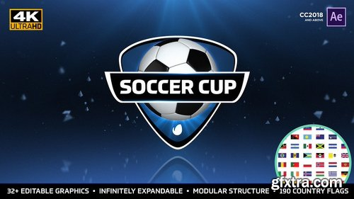 Videohive World Soccer Cup - International Futbol Package 22087981