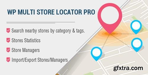 CodeCanyon - WP Multi Store Locator Pro v2.8 - 19385351