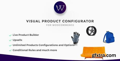 CodeCanyon - Woocommerce Visual Products Configurator v5.4 - Customize and Configure any Product Visually - 9058551