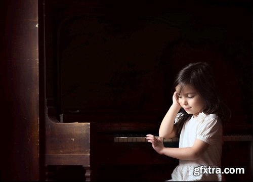 Jinky Art - The Piano: Post Processing Video