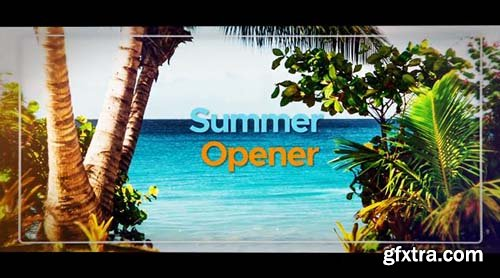 Summer Opener - After Effects 88286