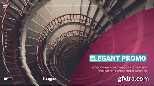 Elegant Promo - After Effects 88800