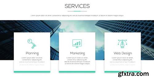 Minimal Corporate - After Effects 88914