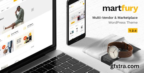 ThemeForest - Martfury v1.2.6 - WooCommerce Marketplace WordPress Theme - 21273233