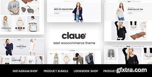 ThemeForest - Claue v1.4.0 - Clean, Minimal WooCommerce Theme - 18929281