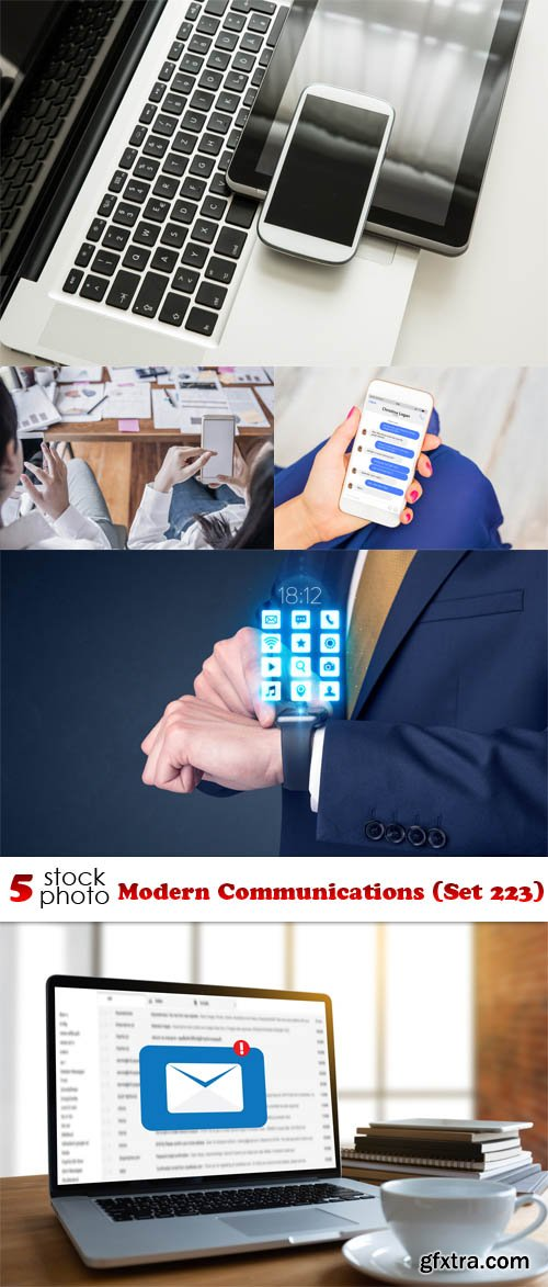 Photos - Modern Communications (Set 223)