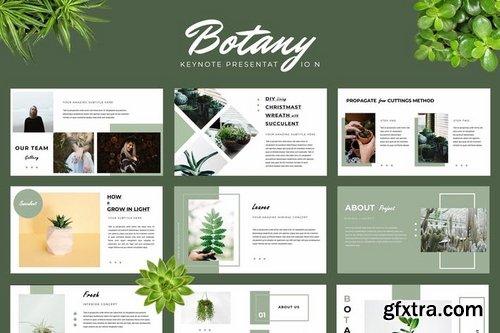 Botany Keynote Presentation