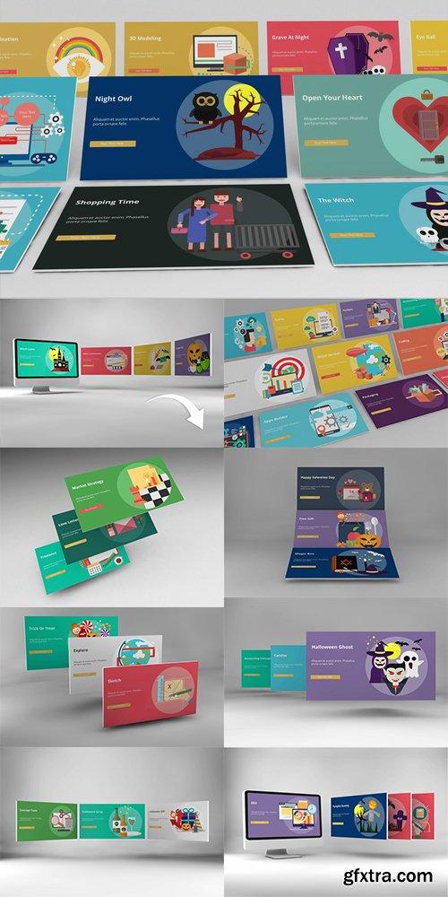 CM - Creative Life Infographic Set 1 2431346