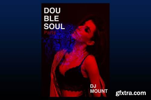 Double Soul Flyer Poster