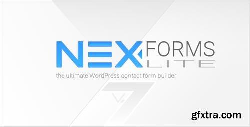 CodeCanyon - NEX-Forms Lite v7.0 - WordPress Form Builder Plugin - 5214711