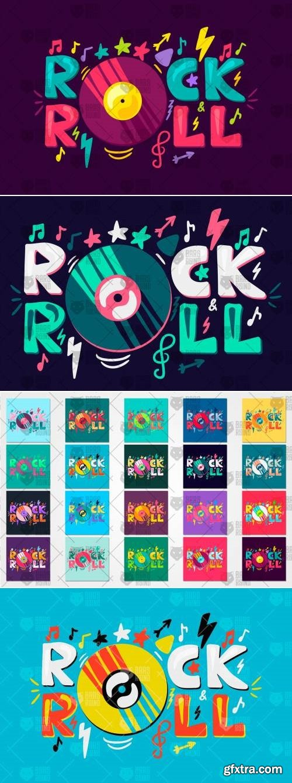 Retro Rock\'n\'roll Label