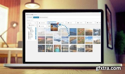 JoomUnited - WP Media Folder v4.5.7 - Media Manager with Folders + Add-Ons