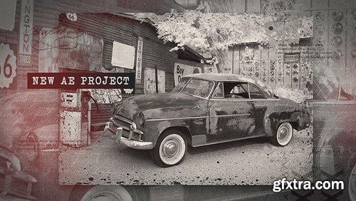 Videohive Retro Vintage Slideshow 20935728