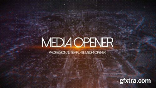 Videohive Abstract Opener 21403769