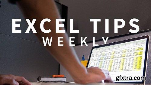 Lynda - Excel Tips (Updated 6.2018)