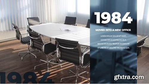 Clean Corporate Timeline - After Effects 89189