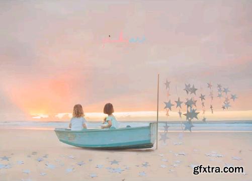 Jinky Art - Twinkle Little Stars: Post Processing Video