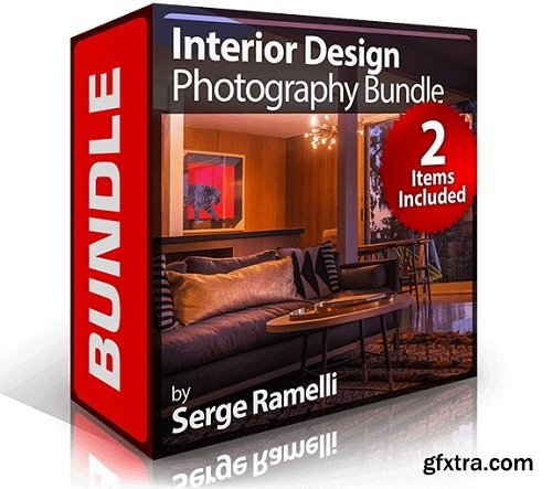 PhotoSerge - Interior Design Photography Bundle