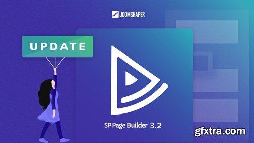 SP Page Builder v3.2.3 - Drag & Drop Joomla Page Builder - JoomShaper
