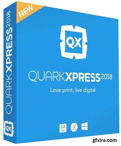 QuarkXPress 2018 v14.0 Multilingual macOS WORKiNG