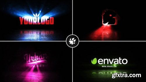 Videohive Cinematic Light Rays Logo v2 21136023