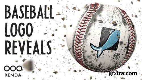 Videohive Baseball Logo Reveals 19563634