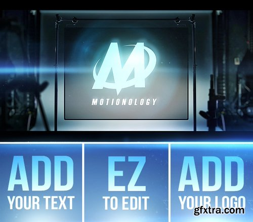 Videohive Production Company Ident 14772103