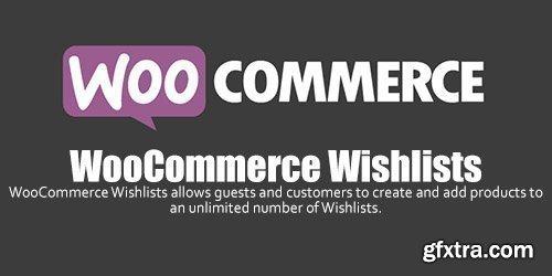 WooCommerce - Wishlists v2.1.8