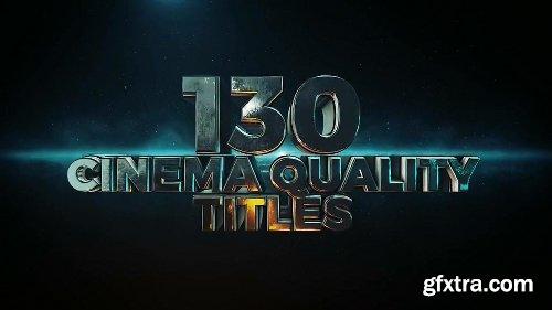 Videohive Trailer Mega Toolkit 21836910