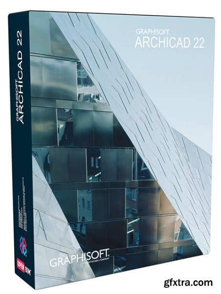 GRAPHISOFT ARCHICAD 22 Build 4001