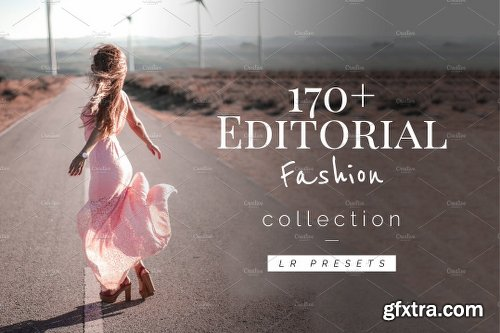 CreativeMarket 170+ Editorial Fashion - Lr Presets 1945863